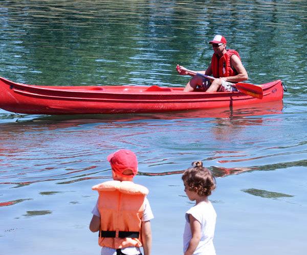Καλοκαιρινές ιστορίες-Λίμνη Πλαστήρα Μέρος Α'