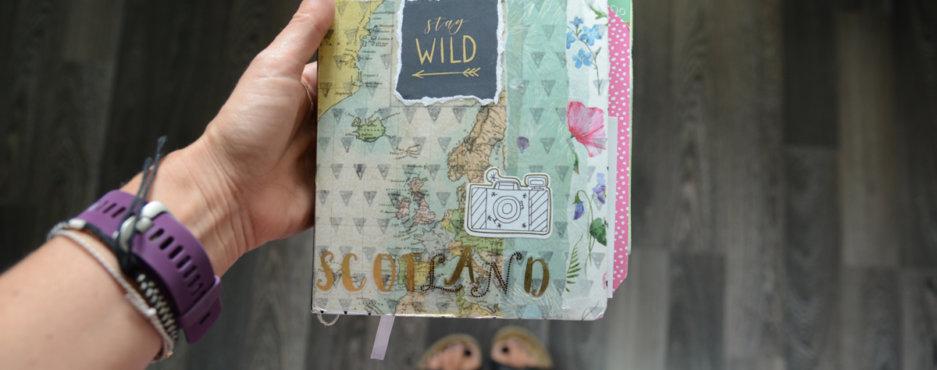 5 βήματα για να φτιάξεις το δικό σου travel journal